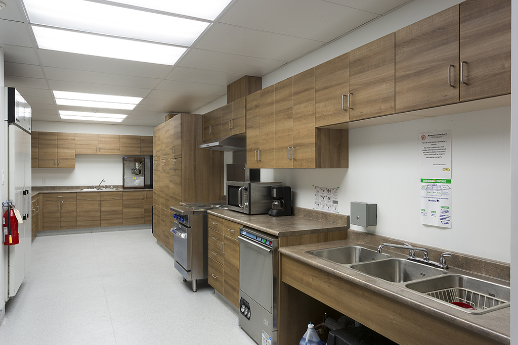 Community Kitchen Design